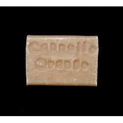 Savon à l'Huile essentielle - Cannelle Orange