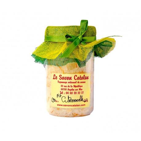 Sel de Bain - Citronnelle