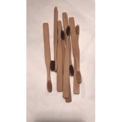 Brosse à dents éthique en Bambou